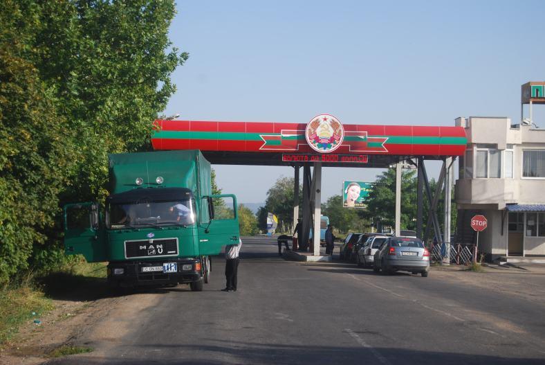 Frontera moldava transnistria - Foto Flickr Supermelon