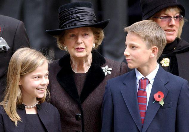 MEMORIAL Thatcher 11