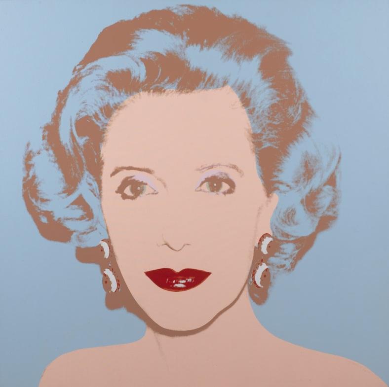 01_Andy Warhol_Retrato de la señora Amalia Lacroze de Fortabat