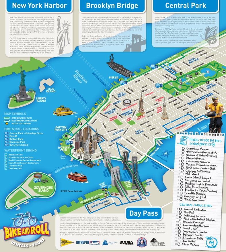 Alternative-New-York-Tourist-Map