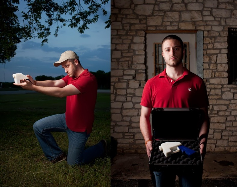 Cody Wilson and the Liberator gun - 23-05-2013 (1)