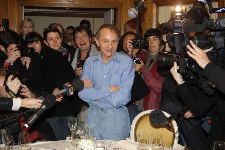 Michel_Reuters_9f414bf8c7 Michel Houellebecq a obţinut Prix Goncourt Autor Alexandra Olivotto