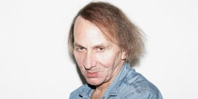 Michel Houellebecq Portrait Session