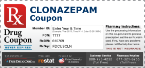 clonazepam-coupon