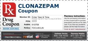 clonazepam-coupon